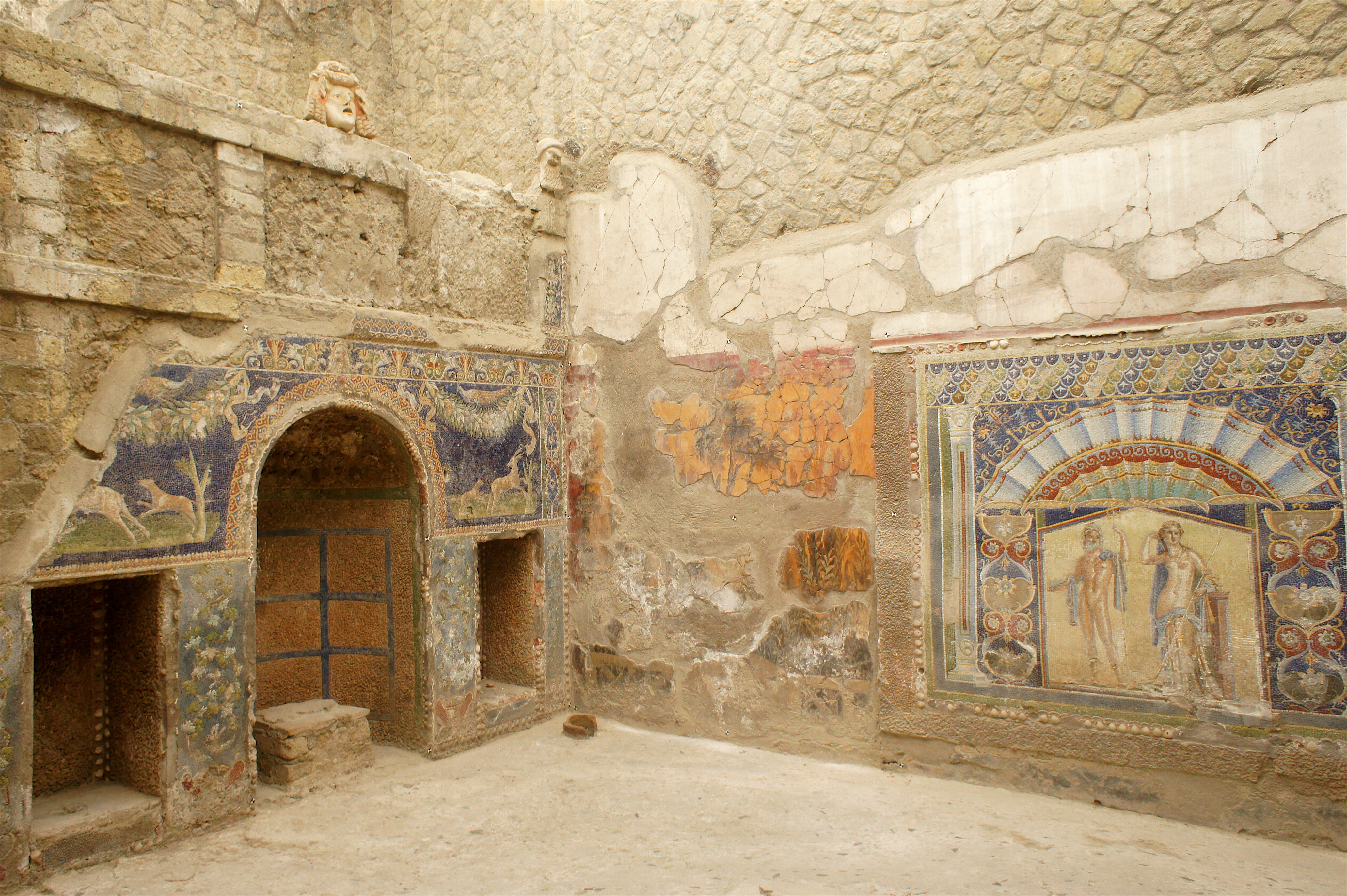 pompeii and herculaneum English speaking guide for your tours in pompeii, herulaneum or naples she will bring to life the highlights and will tell you many details and anecdotes.
